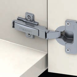 1010014Star Track 0mm Thick Door Hinge